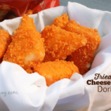 Fried Cheese Stuffed Doritos Recipe