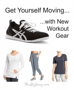 Get Yourself Moving with New Workout Gear + Save with Splender