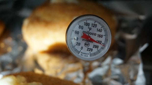 Barber Foods Chicken Meat Thermometer