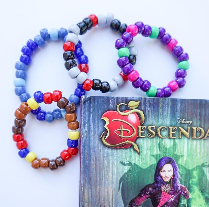 Disney Descendants Bracelet Craft