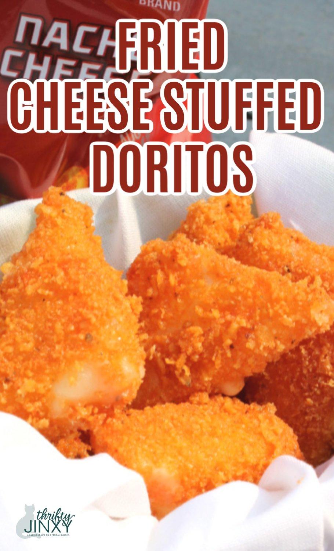 Fried Cheese Stuffed Doritos Recipe (1)