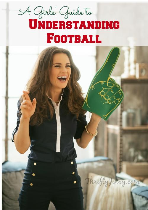 A Girls Guide to Understanding Football