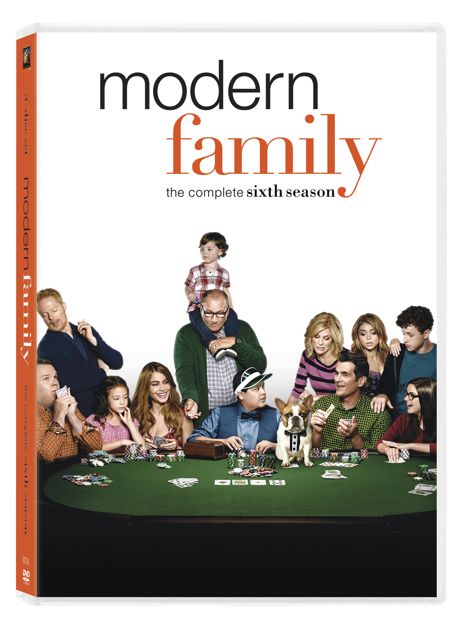 Modern Family S6 Final Box Shot