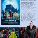 Hotel Transylvania 2 Family Discussion Guide