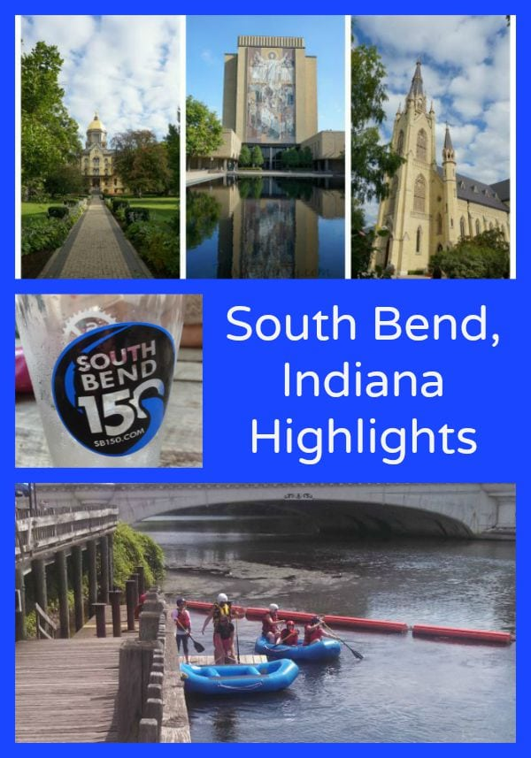 South Bend Indiana Highlights