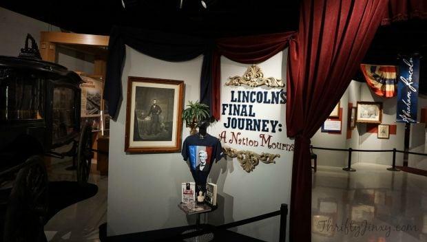 Studebaker Lincoln's Final Journey