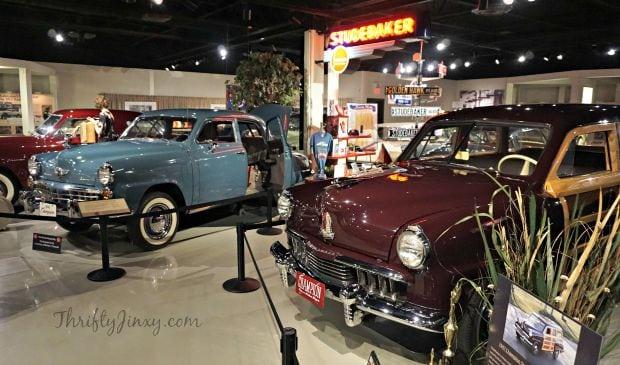 Studebaker Museum South Bend