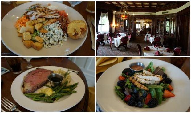Tippecanoe Place Restaurant Food