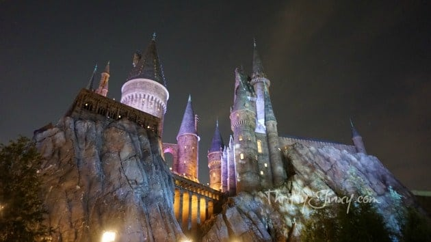 Wordless Wednesday: Wizarding World of Harry Potter Hogwart's Castle – Universal Orlando
