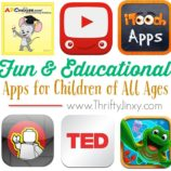 Fun and Educational Apps for Children of All Ages