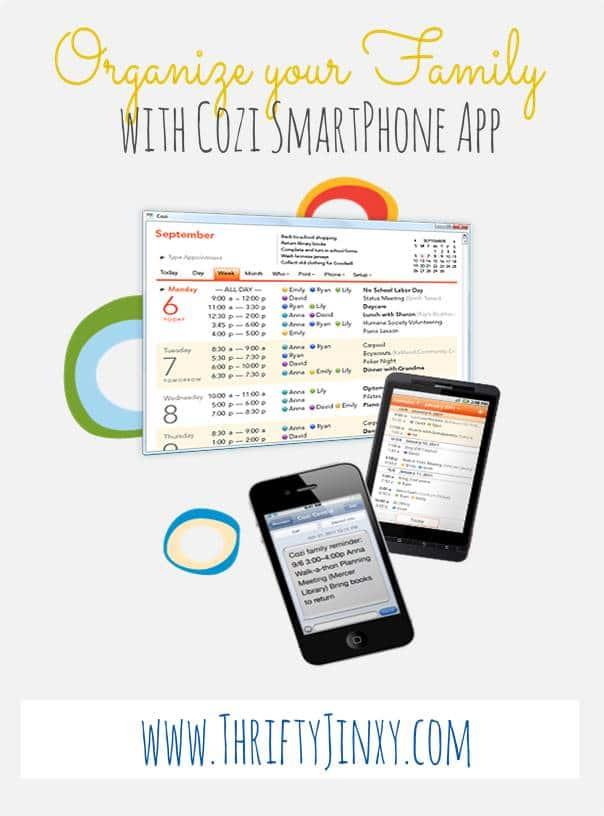 Our Favorite Family Organization App Cozi
