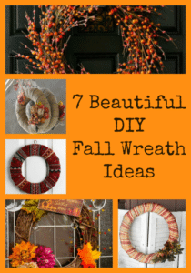7 DIY Fall Wreath Ideas