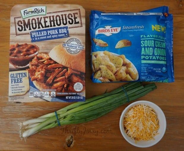 Birds Eye Flavor Full Farm Rich Smokehouse