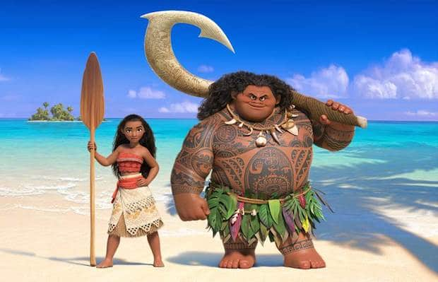 Meet Disney's Newest Princess MOANA and Her Voice Auli'i Cravalho