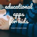 Educational Apps for Kids