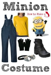 DIY Minion Costume for Grown-Ups (But Works for Kids Too!)