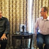 Interviewing Inside Out Director Pete Docter and Producer Jonas Rivera