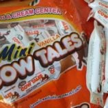 Goetze's Cow Tales Peanut-Free and Tree Nut-Free Halloween Candy Reader Giveaway