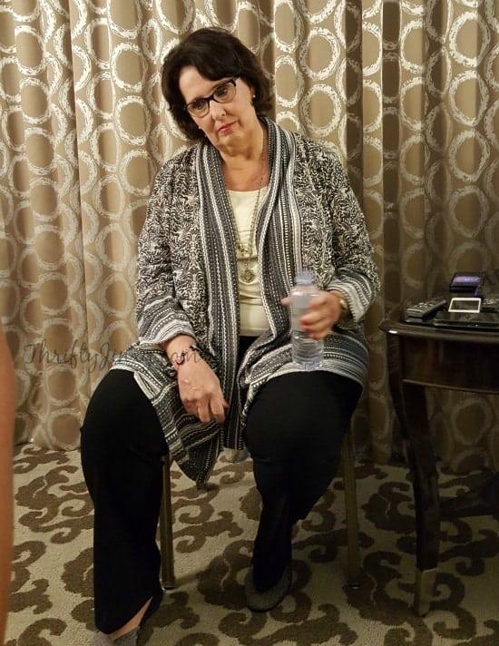 Phyllis Smith as Sadness