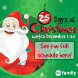 ABC Family 25 Days of Christmas Schedule 2015