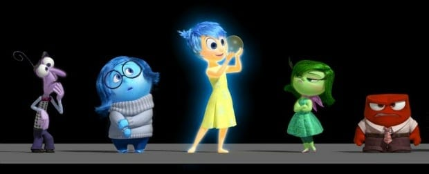 Inside Out Emotions