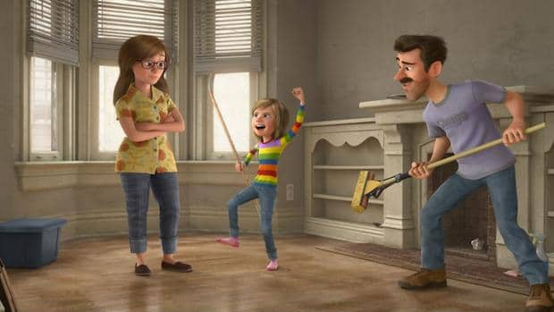 Inside Out Family Hockey