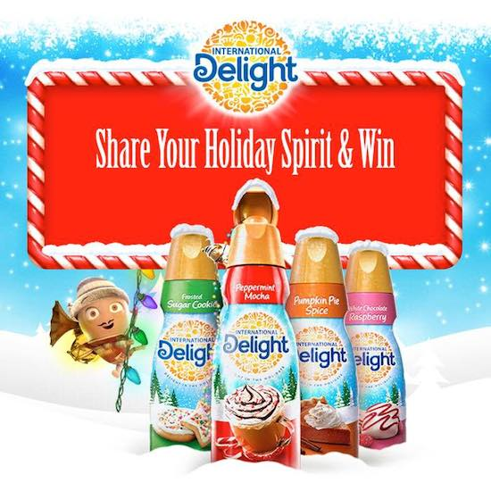 International Delight Spirit of the Season Contest.jpjg