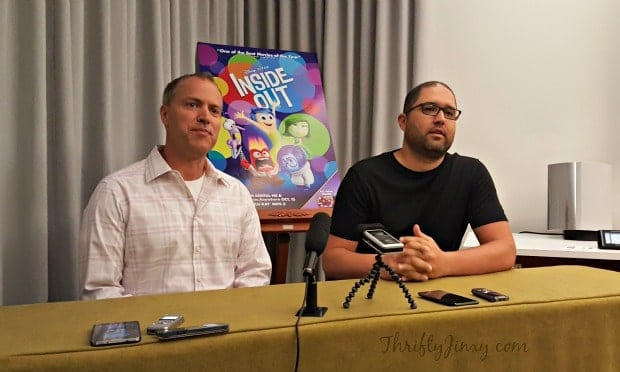 Inside Riley's First Date? with Director Josh Cooley and Producer Mark Nielsen