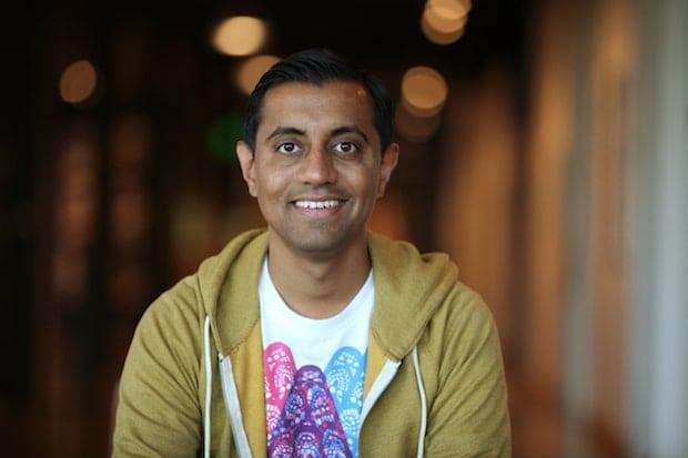 Sanjay Patel is photographed on June 4, 2015, at Pixar Animation Studios in Emeryville, Calif. (Photo by Deborah Coleman / Pixar)