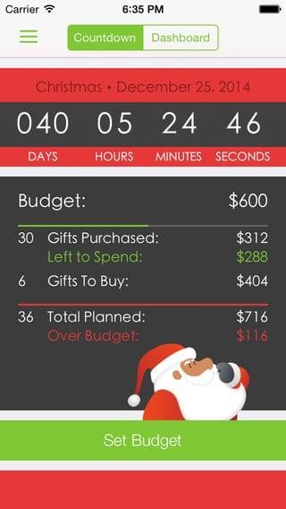 Santa's Bag App
