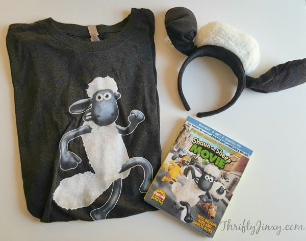 Shaun Sheep Prize Pack