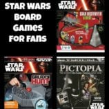 Star Wars Board Games for Fans #StarWars