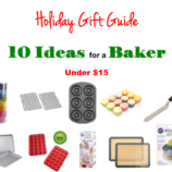 Gift Ideas for the Baker in Your Life – All Under $15!