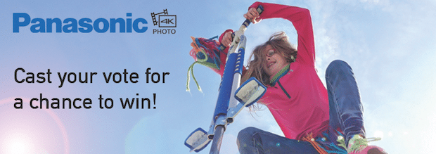 Vote in the Panasonic LUMIX G7 Photo Contest for a Chance to Win!