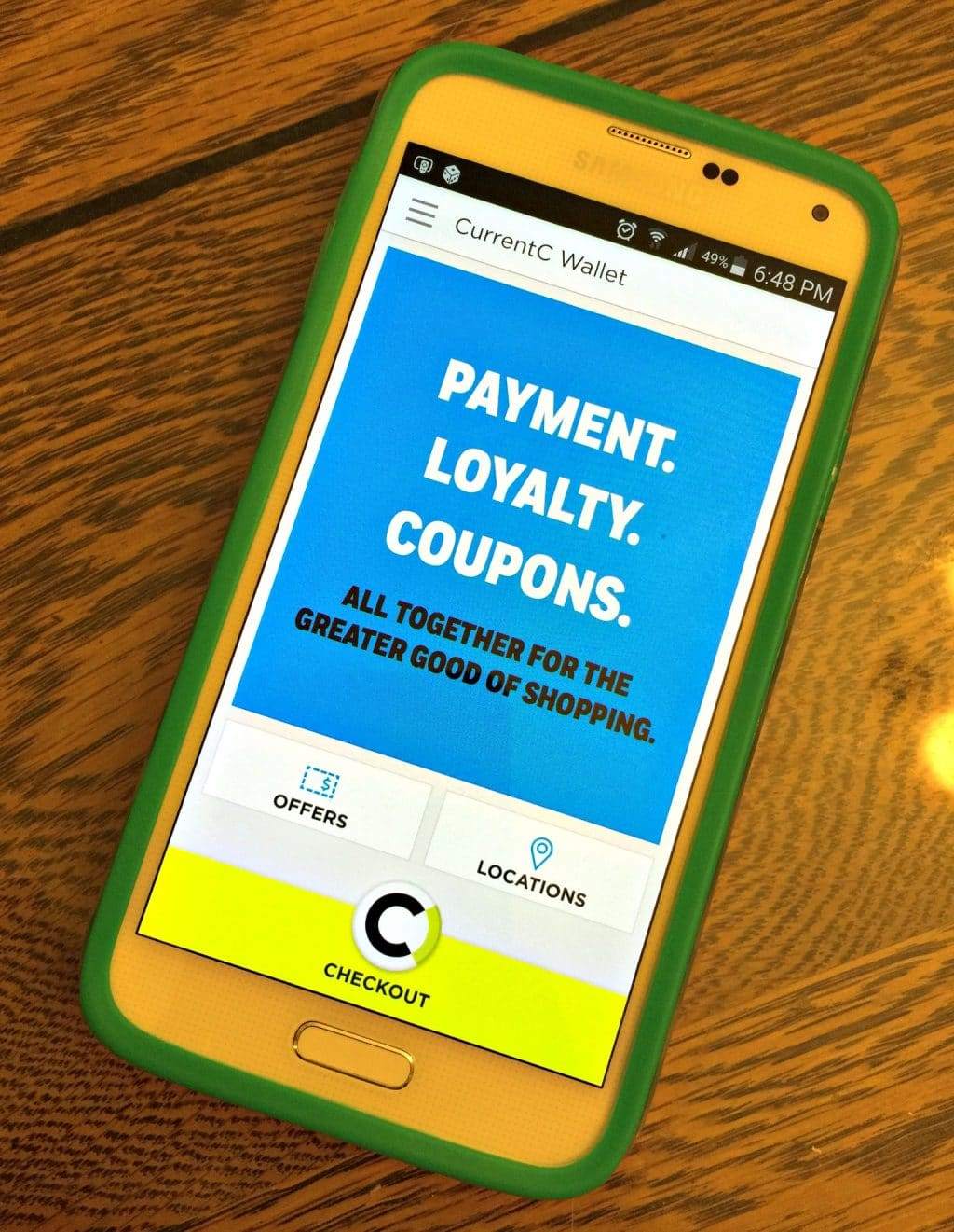 A Powerful Way to Shop and Save: CurrentC App Review