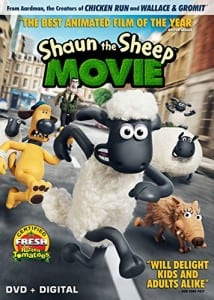 Shaun the Sheep Movie Prize Pack Giveaway