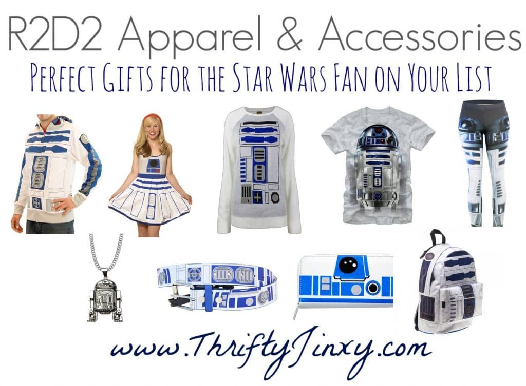 R2D2 Gifts for the Star Wars Fan
