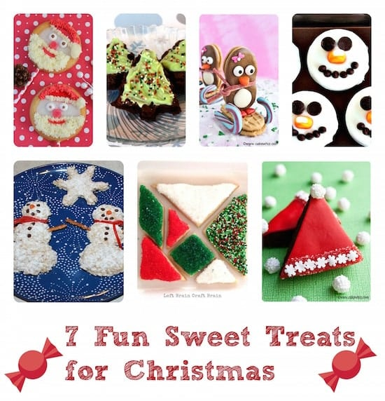 7 Fun Sweet Treats Recipes for Christmas