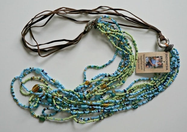 Balinese Multi-Strand Necklace