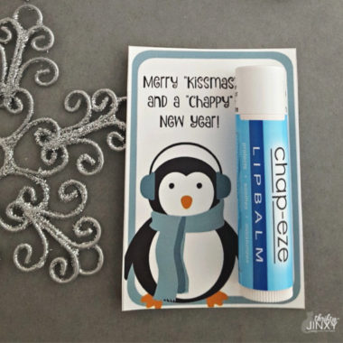 Chapstick Gift Idea