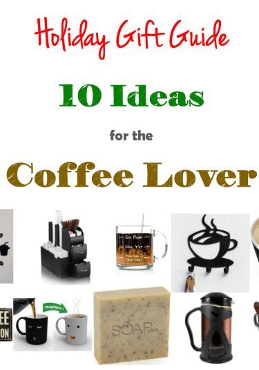 Coffee Lover Gift Ideas