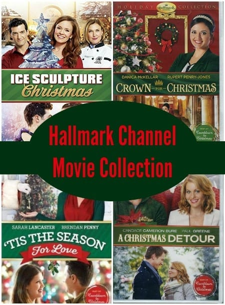 Hallmark Channel Holiday Movie Collection + Reader Giveaway