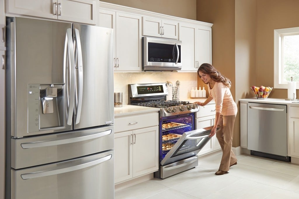 LG ProBake Convection Oven