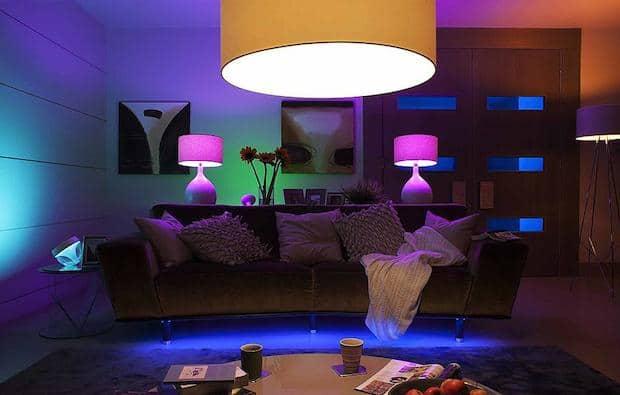 Philips Hue Mood Lighting
