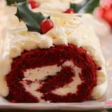 Red Velvet Roulade Cake Recipe Courtesy of LG ProBake Convection Ovens