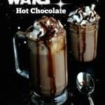 Star Wars Hot Chocolate Recipe