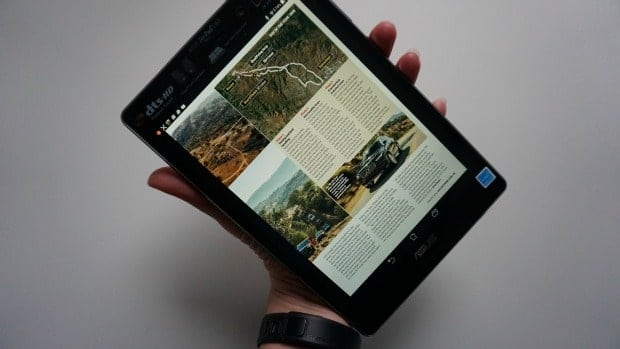 Texture Magazine Subscription Android Tablet