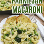 Broccoli Parmesan Macaroni