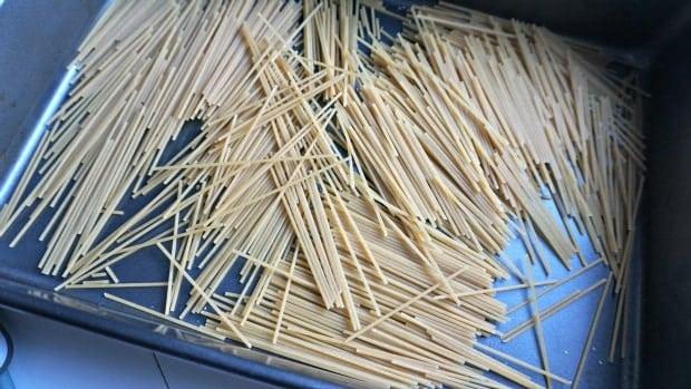 Easy Spaghetti Bake Recipe Process
