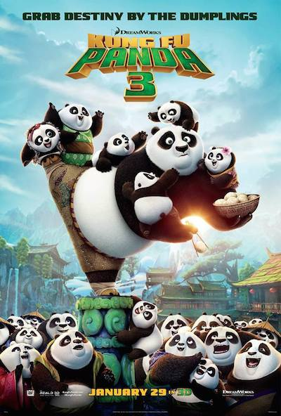 Kung Fu Panda 3 Minneapolis Mini Premiere with Free Advance Screening